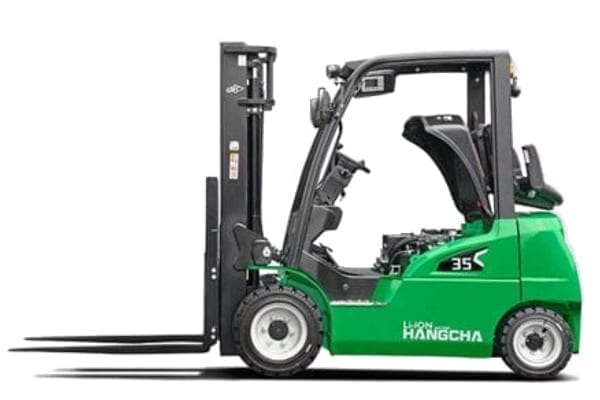 Hire and Rent XC Series - Electric Forklift Lithium Ion