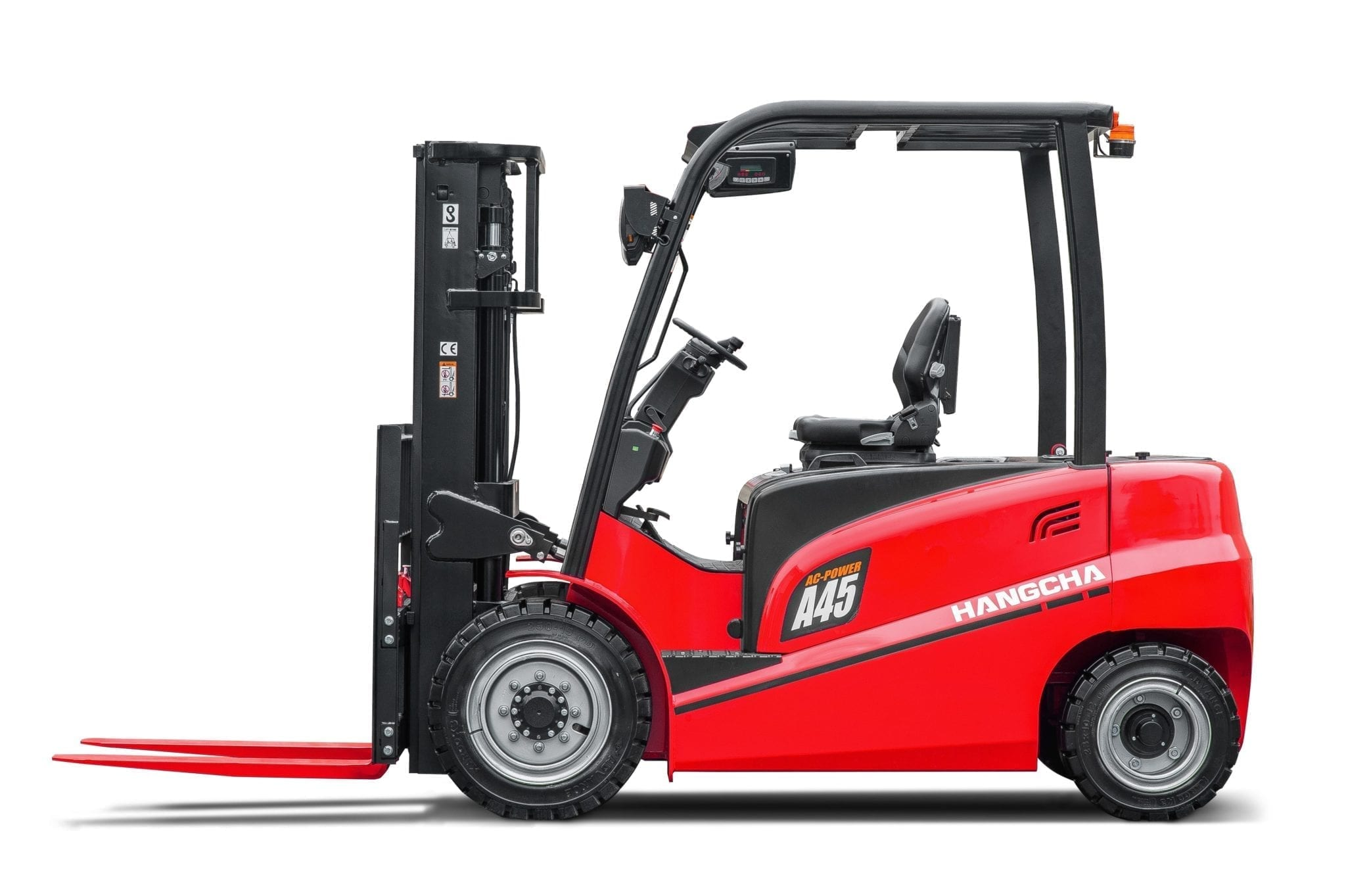 hire and rent A Series - 4W Electric Forklift