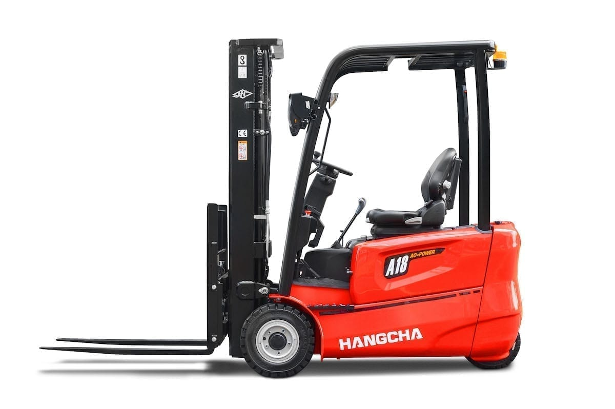 hire and rent A Series - 3W Electric Forklift