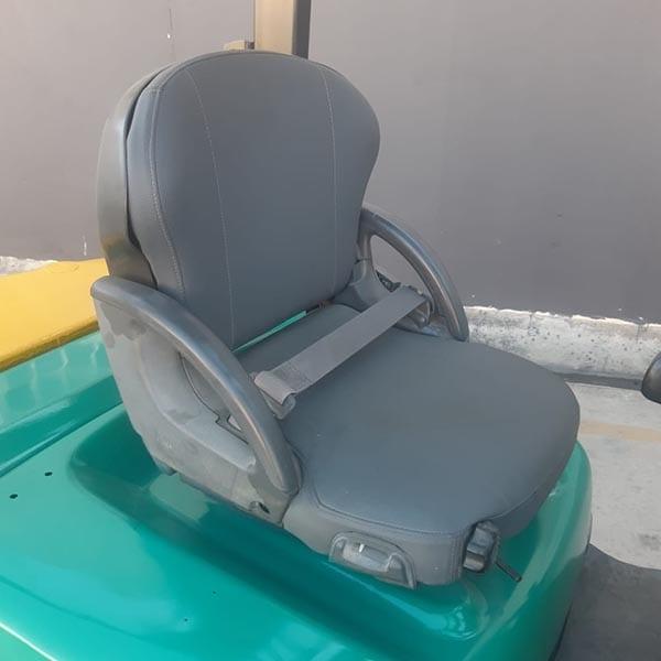 Used Forklift_MHE_F1161