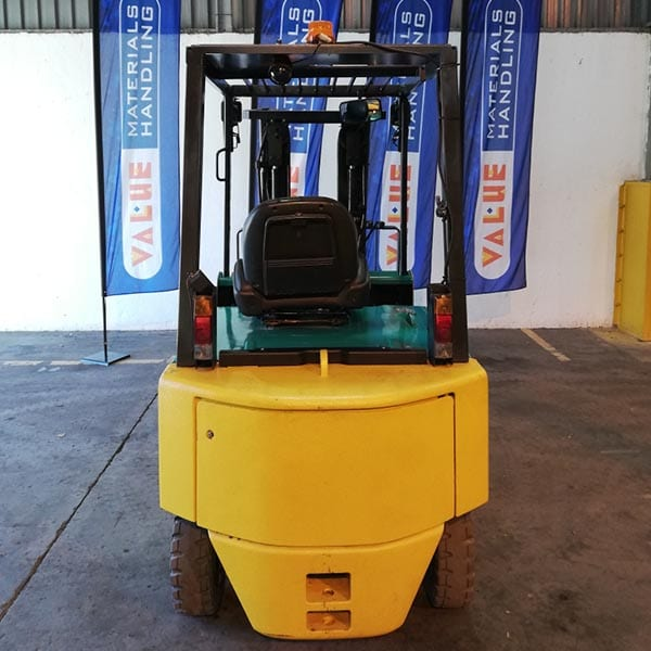 Used Forklift_MHE_F153