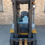 Used Forklift_MHE_F515