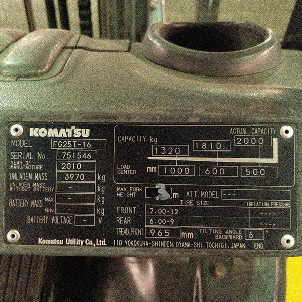 Used Forklift_MHE_F913_2