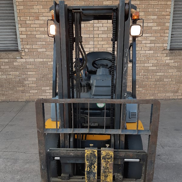 Used Forklift_MHE_F913_7